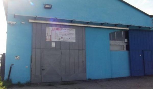€ 185.000 Capannone in Vendita a Lodi